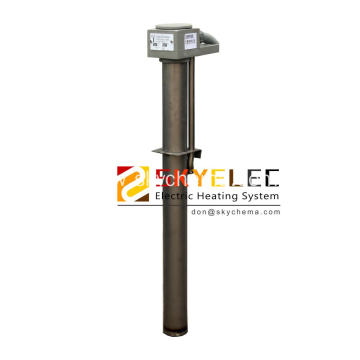 Titanium Tubular Immersion Heaters