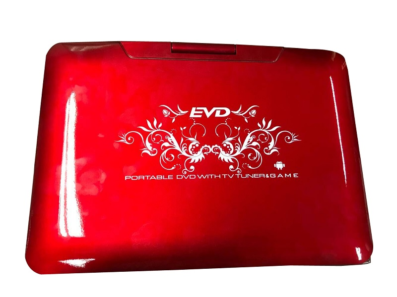 Portable 3d Dvd Player