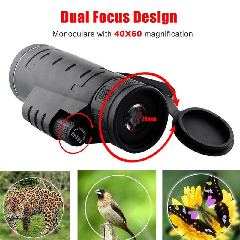40X Zoom Telescope Phone Camera Lens telefon Monocular Mobile Lenses For iPhone Samsung Redmi 7 Huawei Cell for phone lentes