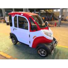 Four Wheel Electric Vehicle