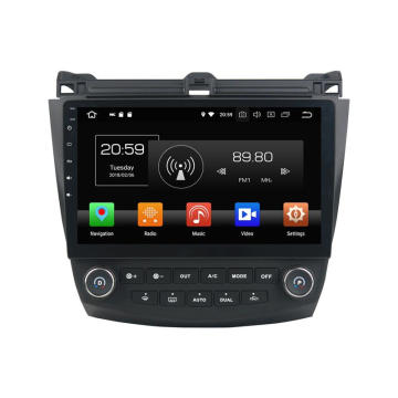 Android 8.1 Accord 7 2003-2007 Multimedia Player