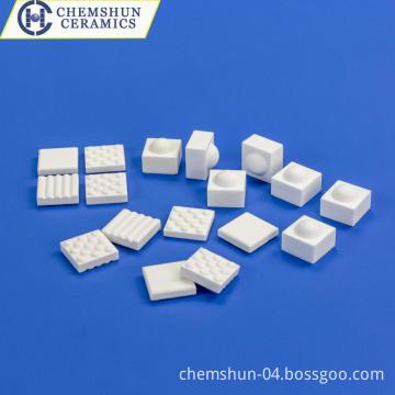 Alumina  Mosaic Lagging Ceramic Tile