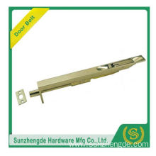 SDB-013BR Professional Manufacturer Of High Quality Brass Floor Door Surface Bolt With Bronze Finish