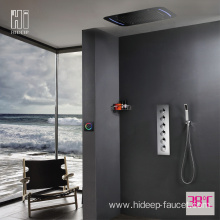 HIDEEP Five Function Bathroom Shower Faucet Set