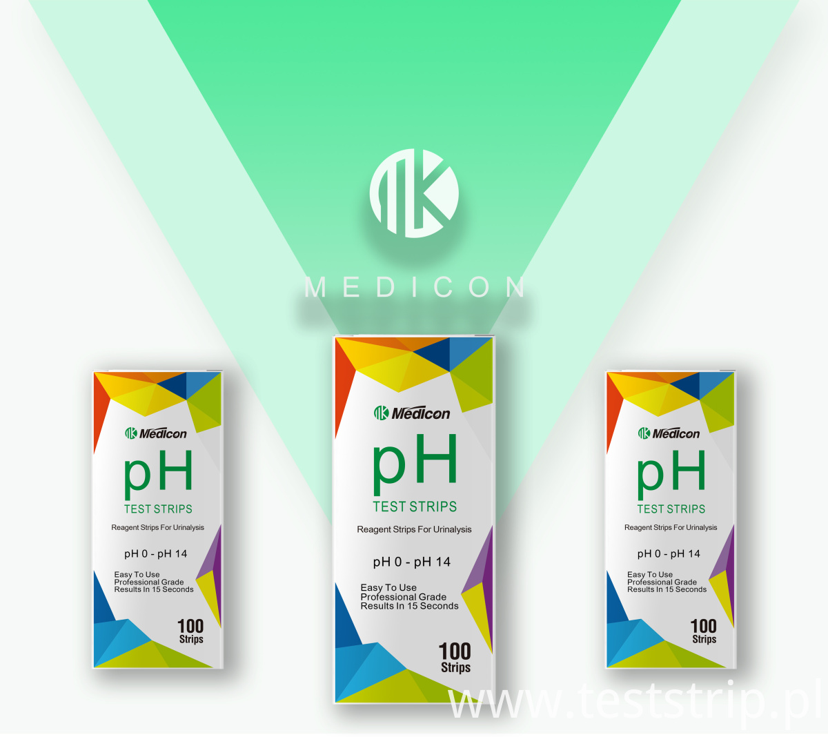 ph test strips 4.5-9.0