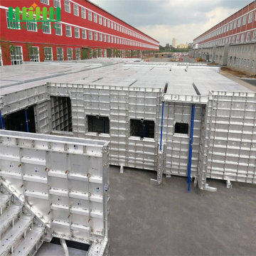 6061 T6 Aluminium Construction Formwork System for Building