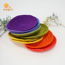 100% Cotton Free Patterns For Amiguruni Coaster