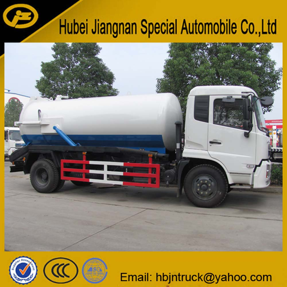 sewage truck for sale