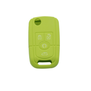 Silicone car key cover Buick 4 buttons