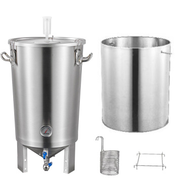 beer brewing essentials equipment