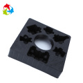 Hardware square PET plastic insert tray