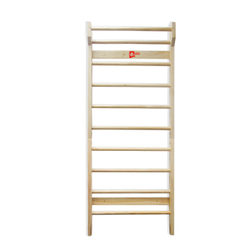 Wooden Stall Bars Swedish Ladder