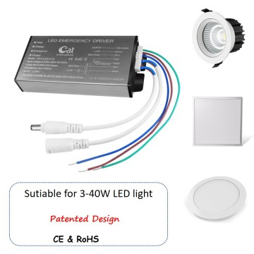 2 Hours LED Emergency Pack