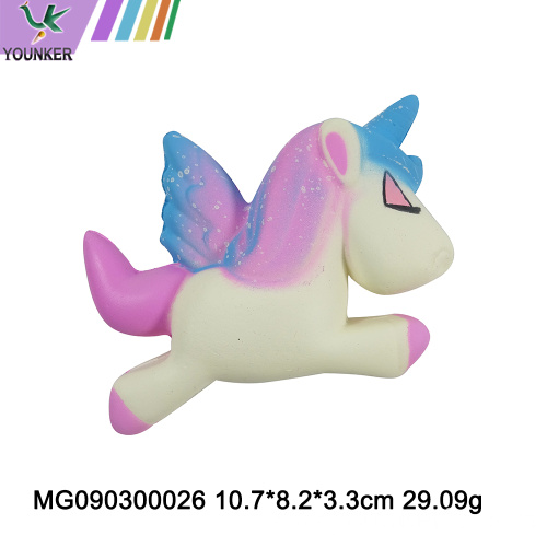 Slow Rebound Soft Cute Unicorn Decompression Squishies Toys