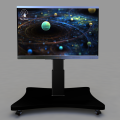 65 Inches LED Back Lighted Screen With Auto-stand