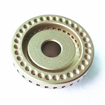 CNC Machining Sandblast Spare Parts CNC Components
