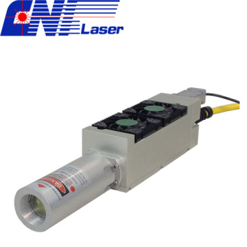 10w IR marking laser for aluminum plate lithography