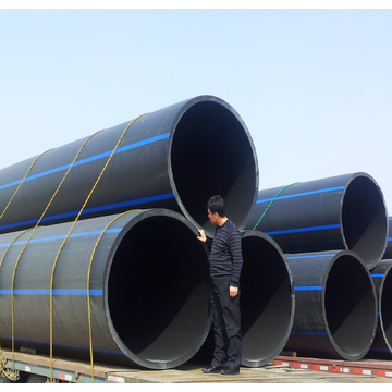 Steel wire reinforced PE pipe