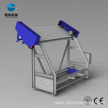 Textile Dyeing Process Rolling Unwinding Relax Machine