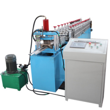 Metal Rolling Shutter Slats Door Forming Machine