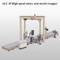 High Speed Rotary Arm Stretch Wrapper