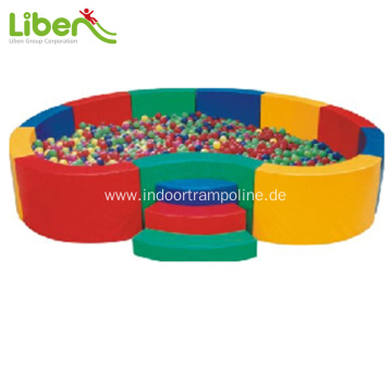 Indoor kids soft play for family