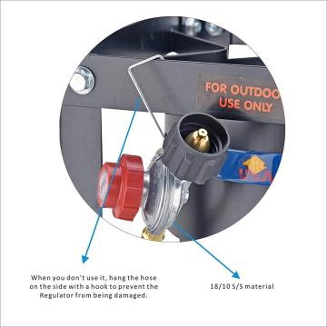 37000 BTU Outdoor Camping Welding Burner Stove