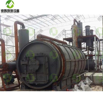 Plastic to Fuel Machine Recycling Machine Design for Sale