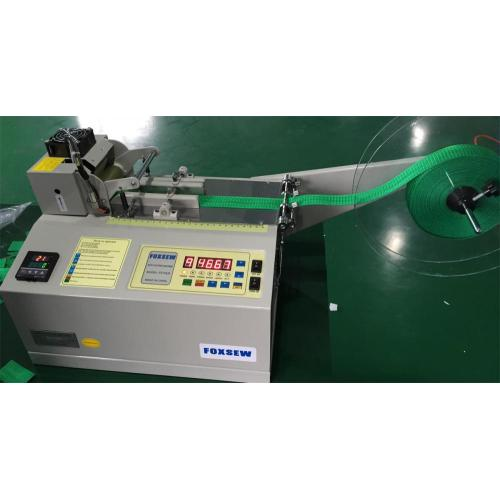 Automatic Zipper Tape Cutter Machine