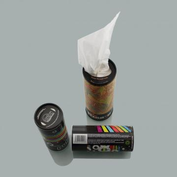 Car Tube Box Tissue