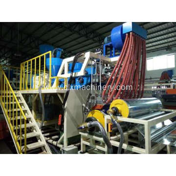 PE Wrapping Film Making Plant