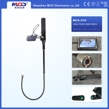 Mode CE High Resolution unter Auto Sicherheitskontrolle MCD-V7D