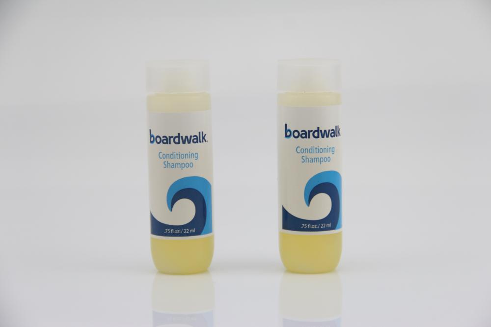 Hotel Travel Shampoo And Conditioner 22ml PE Bottle