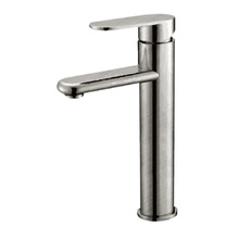 Round drawing face basin faucet