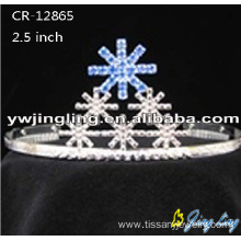 Holiday Crown Snowflake shape CR-12865-3