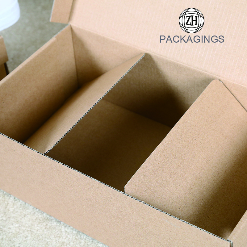 Wholesale recycled shoe packaging box