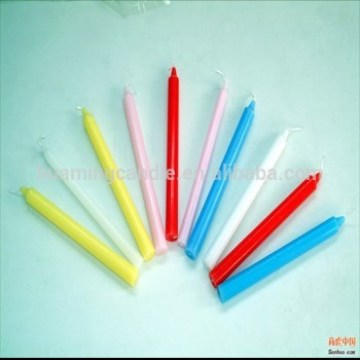 Colorful Stick Paraffin Wax Candle