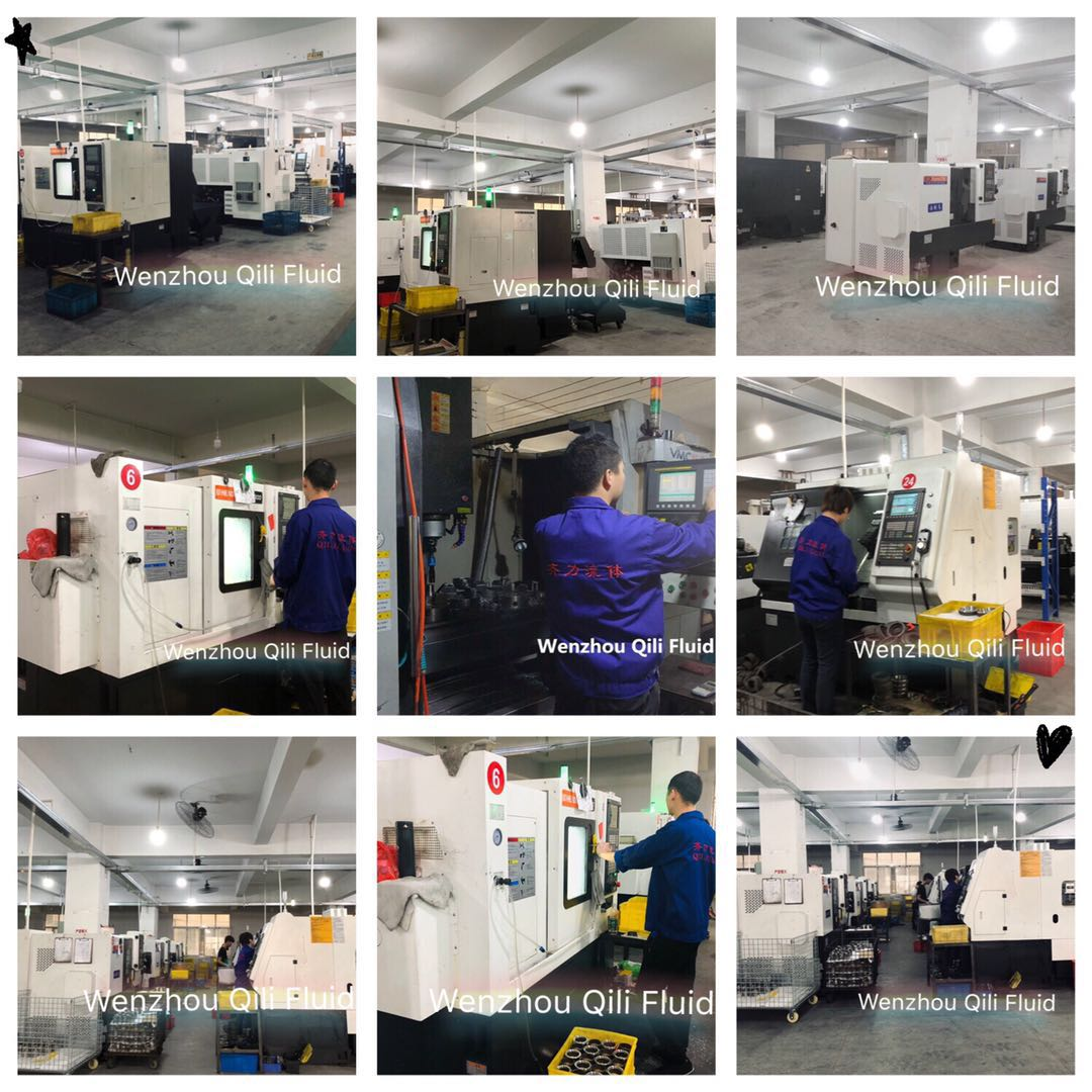 CNC machning workshops