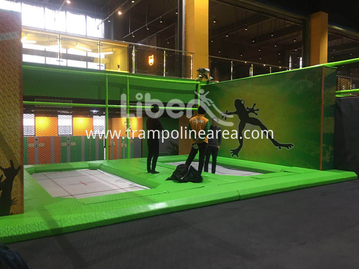 Skywalker indoor trampoline park
