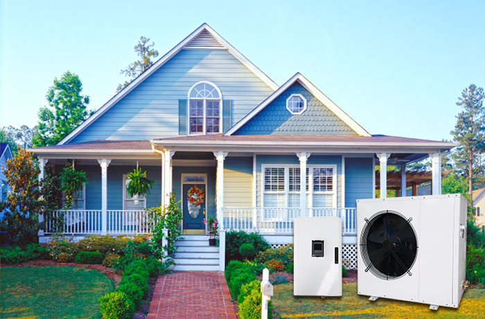 Inverter Split Heat Pump