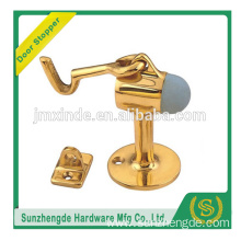 SDH-039 China manufacturerbrass door stopper with hook and cheap price