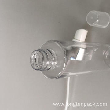 100ml IBM Round Plastic Bottle
