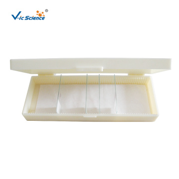 Plastic Storage Box For Microscope Slides