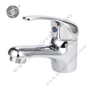 single handle Nickel plated faucets