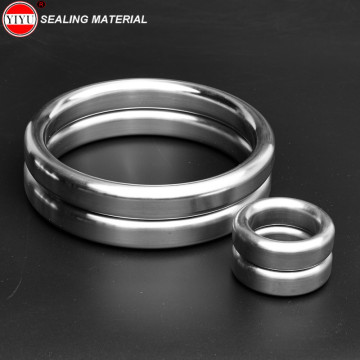 OVAL Stainless Steel Gasket