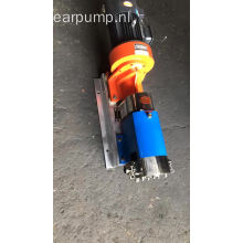 3RP type sanitary rotary lobe pump honey food