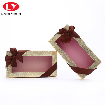Valentine's Day Chocolate Paper Gift Box Packaging