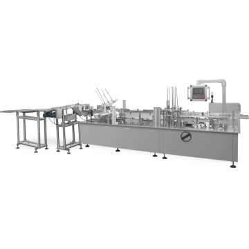 6channel single line mask cartoning machine