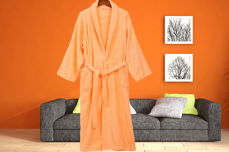 Plain Colorful Robe