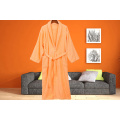 Plain Colorful Robe Terry Cloth Robe Spa Robes